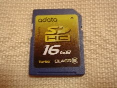 A-DATA Turbo SDHC 16GB Class6 SDHC16GB-001