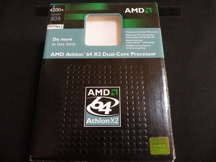 AMD Athlon64X2 4200+ BOX(Socket939)