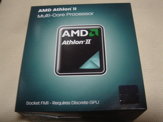 AMD Athlon II X4 631 BOX