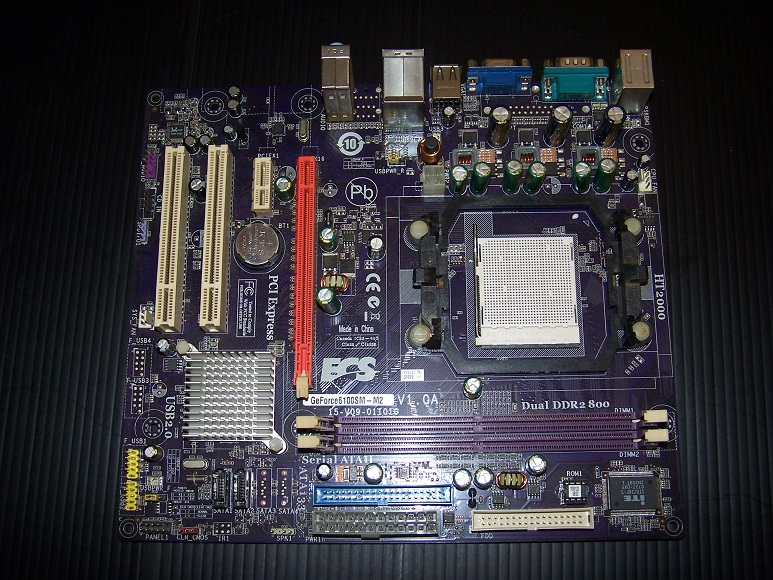 ECS 「GeForce6100SM-M2(V1.0A)」