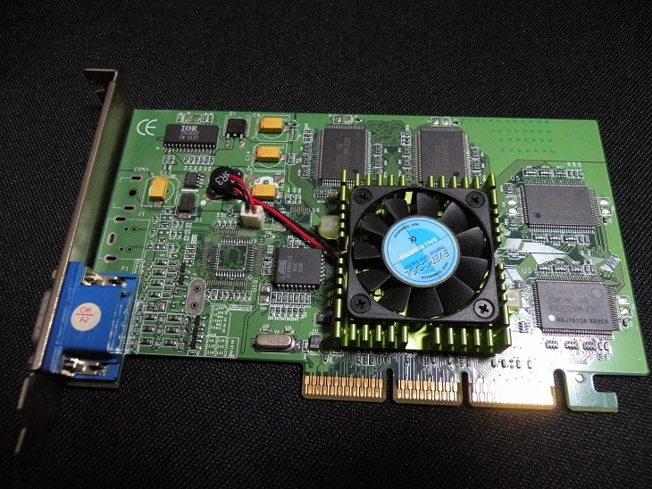 GEFORCE2 TI VX 64MB (AGP)