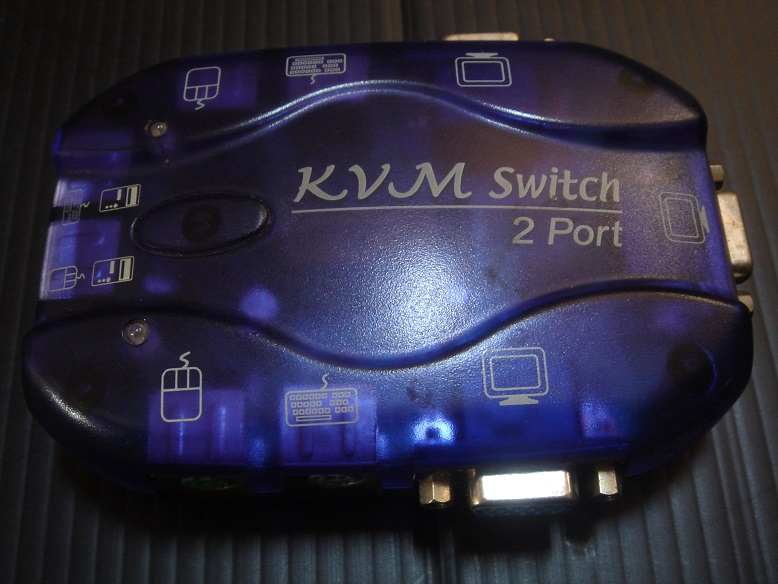 KVM switch 2Port「KS-102」